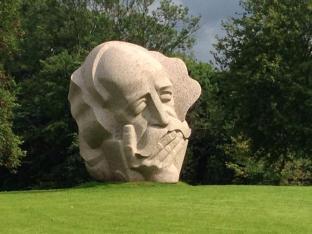 sculpture in riga