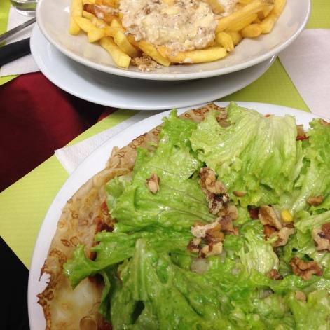 lunch in paris