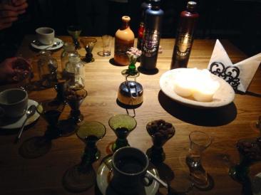 black magic tasting