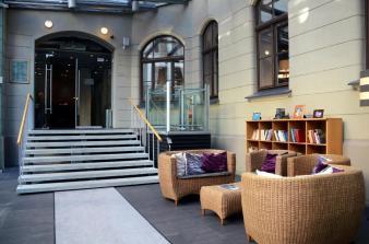 clarion valdemars hotel