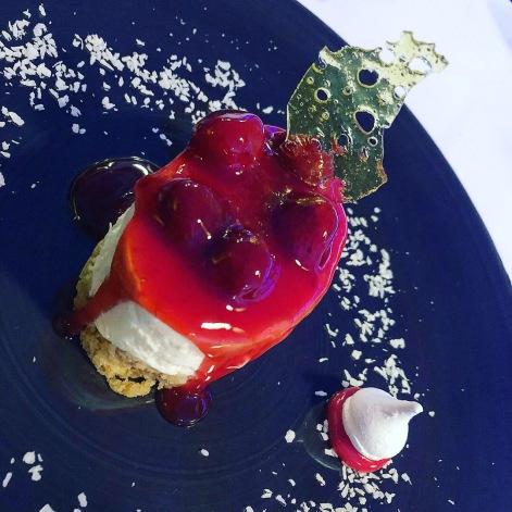 Goog desserts in Pefkos
